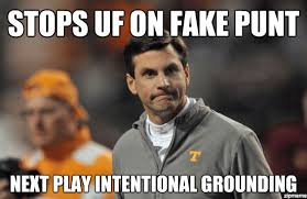 Recent Memes - popular tennessee football memes from recent years