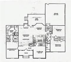 2000 sq ft open floor house plans sq ft open floor house plans jw caprii 3br ranch plan jordan woods