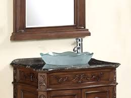 bathroom vanity with vessel sink medium size of bathroom sink