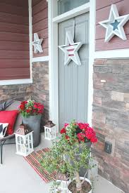 build these wooden star decorations for the fourth of july wooden star decoration for the fourth of july