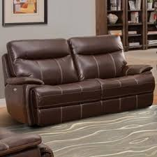 Two Cushion Sofa by Parker Living Dylan Dual Reclining Two Cushion Sofa With Full