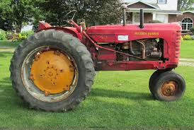 massey harris 444 tractor item i4144 sold august 27 ag