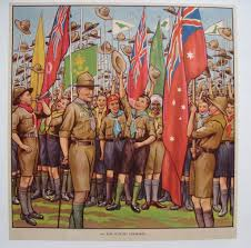 Robert Baden Powell 1908 Robert Baden Powell Organized The First Boy Scout Troop In