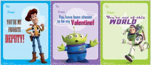free download print character valentines tangled