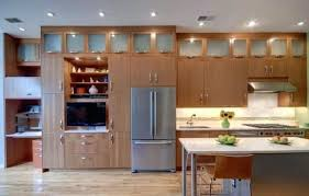 space between top of refrigerator and cabinet space between top of refrigerator and cabinet recessed lighting for