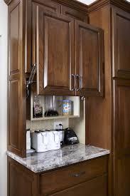 Cabinet Garage Door This Exle Of An Appliance Garage Door See Below Allows Simple