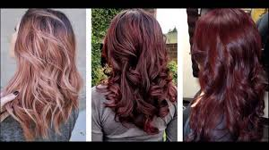 brown cherry hair color l oreal feria in shade chocolate cherry 36 is best chocolate