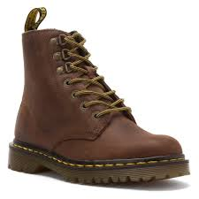 womens boots reviews dr martens s luana 7 tie boot review work wear