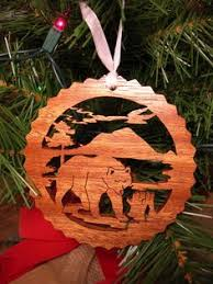 tree of life wooden hanging ornament by wildwoodartist on etsy