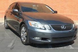 2006 lexus gs 2006 lexus gs 430 for sale carsforsale com