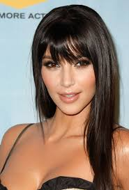 35 long hairstyles with bangs best celebrity long hair with