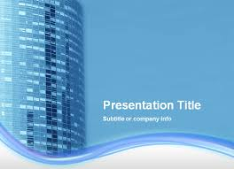 professional powerpoint presentation template free download 19
