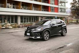 2018 Lexus Nx Review Autoguide Com News