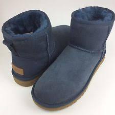 navy blue womens boots australia ugg australia mini ii navy womens boots 7 ebay