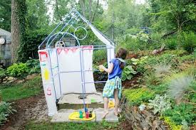 Build A Backyard Fort Create Art In Your Backyard Fort Fort Magic