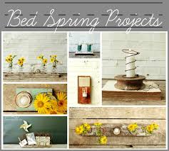 more bed spring projects knick of time
