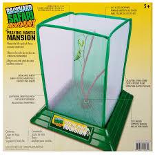 amazon com backyard safari praying mantis mansion toys u0026 games