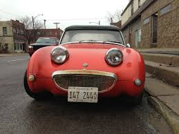 Affordable Classic Cars - curbside classic 1958 61 austin healey mark i sprite u2013 a sports