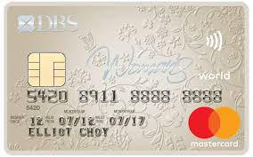 dbs s world card rating review credit cards singapore