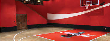 home basketball court design indoor home basketball courts with