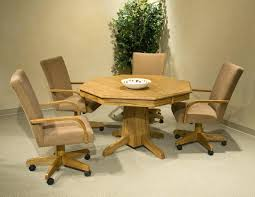 dining chairs dining room chairs with 5 casters dining chairs