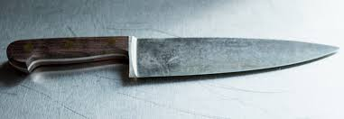 Uses Of Kitchen Knives by How To Force A Patina On Carbon Steel Knives