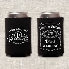 wedding koozie ideas black cup wedding koozie saying wedding koozie sayings