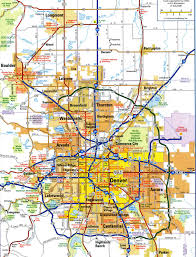 Washington State Road Map by Highways Map Of Denver Cityfree Maps Of Us