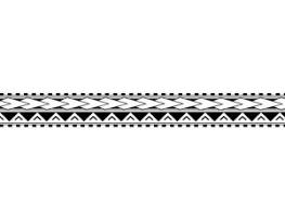 polynesian tribal armband designs tattooic