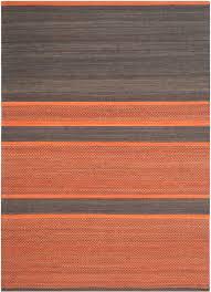 Grey And Orange Area Rug Rug Klm952c Kilim Area Rugs By Safavieh