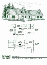 log home floor plans with garage 55 unique 4 bedroom log home floor plans house floor plans