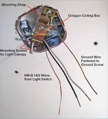 How To Connect Light Fixture Wires Wiring Ceiling Light Fixture Diagram Pranksenders