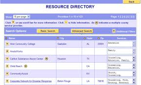 resource directory template 28 resource directory template