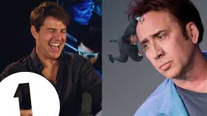 Tom Cruise Meme - tom cruise reacts to tomcruiseclinging memes youtube