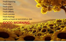 morning and good morning quotes