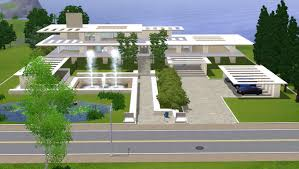 modern house floor plans sims 3 download modern house plans in sims 3 adhome
