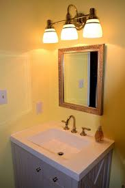 best light bulbs for bathroom with no windows crystal vanity sethroom ambient lightingtery operated lights