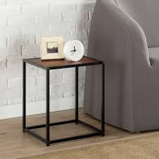 coffee table modern studio collection classic cube side table end