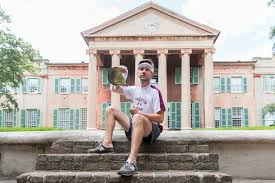 Cofc Map 8 Ways Cofc Students Are Like Olympic Athletes The College Today