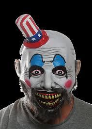 captain spaulding costume mask captain spaulding