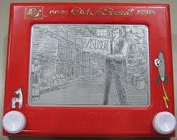 20 best etch a sketch art images on pinterest sketch art etch a