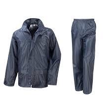 motorcycle rain jacket result mens core rain suit pants and jacket set at amazon men u0027s