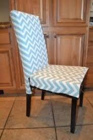 How To Cover A Dining Room Chair No Sew Cover Parsons Chair Would This In The Living Room At