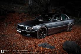 unique bmw e38 750i created by vilner up for grabs autoevolution