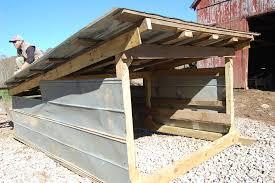 Shelter House Plans Swine Farrowing House Plans House Plans