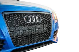 audi a4 b8 grill upgrade front grille for 2009 12 audi a4 s4 b8 rs4 style black mesh