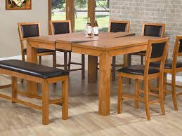 Black Wood Dining Room Table by Kitchen Chairs Furniture Dining Room Retro Dining Set Room