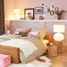 rattan schlafzimmer schlafzimmer gemütlich modern rheumri