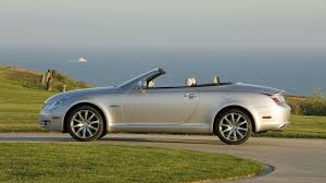 lexus convertible 2008 lexus introduces pebble beach editions of ls 600h l u0026 sc 430