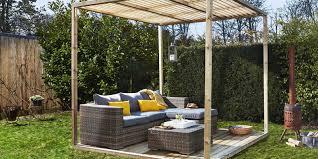 pergola balkon privacy in de tuin of op het balkon creëren zo doe je dat